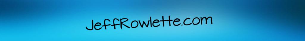 Jeff Rowlette
